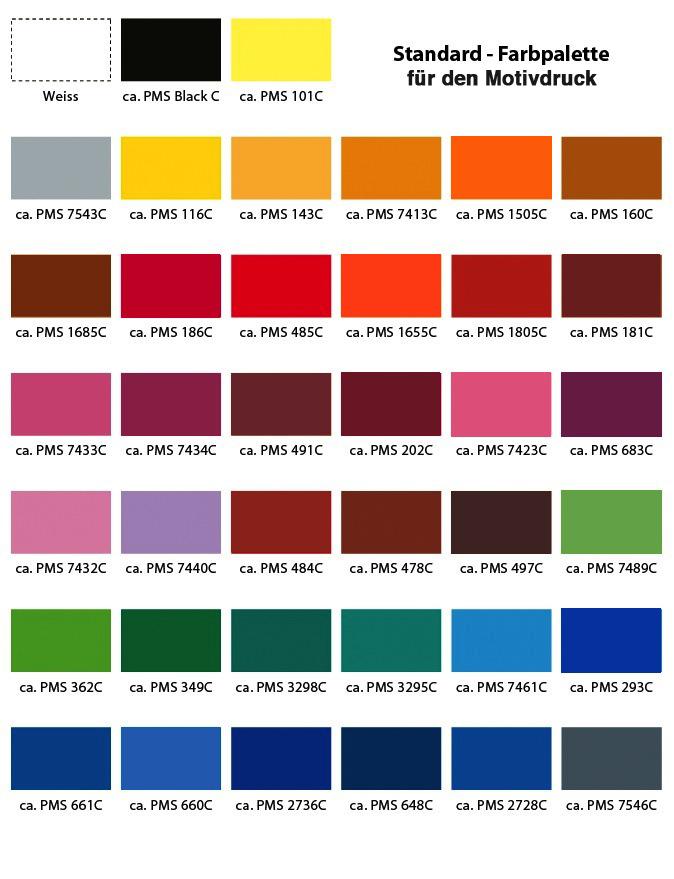 Pantone Tassen farbporzellan farbiges farbtassen farbbecher farbglasur